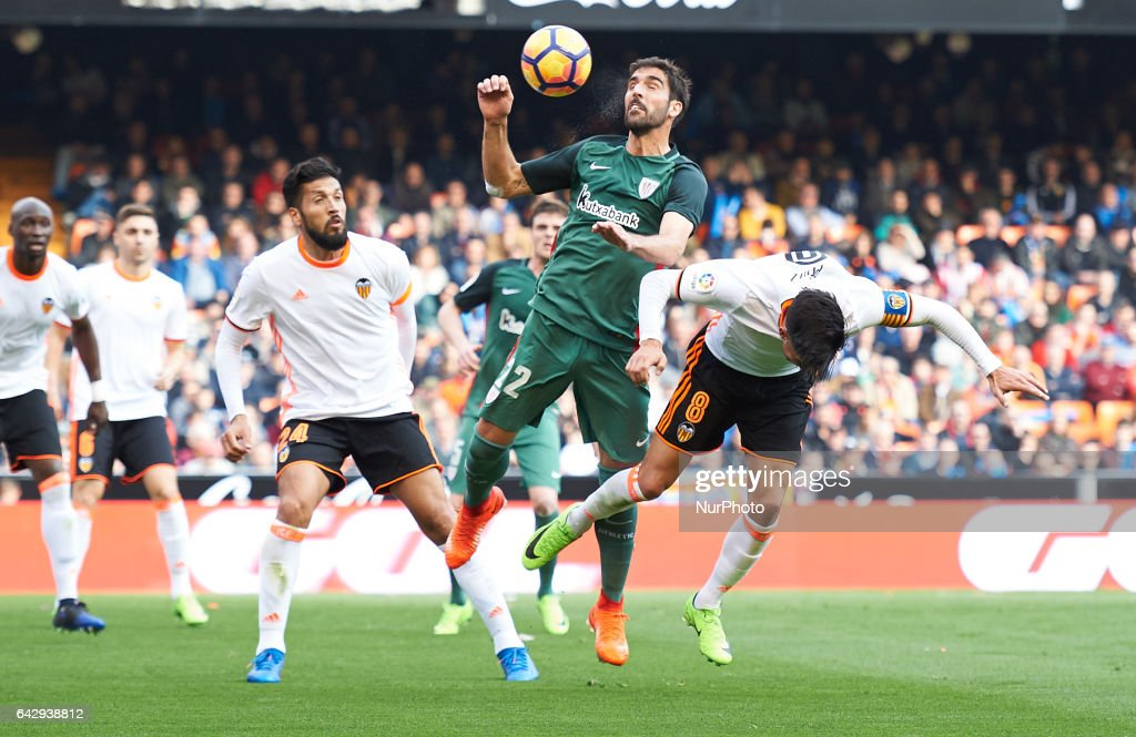 Valencia CF v Athletic Club - La Liga