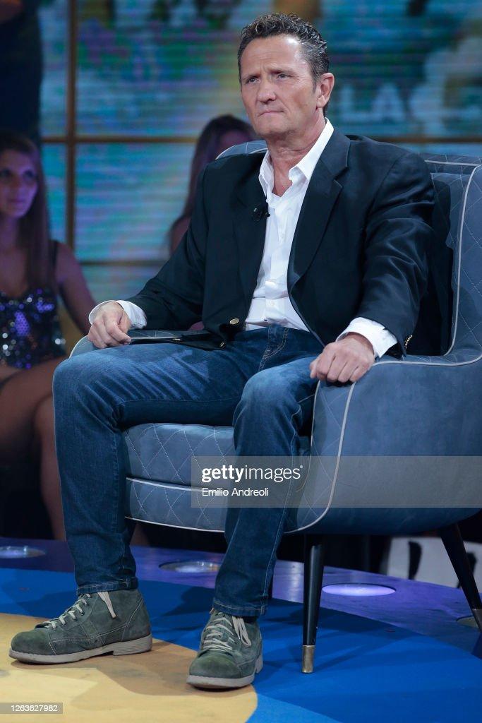 Enzo Salvi Attends The Grand Hotel Chiambretti Tv Show On March 29 News Photo Getty Images