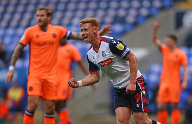 GBR: Bolton Wanderers v Carlisle United - Sky Bet League Two