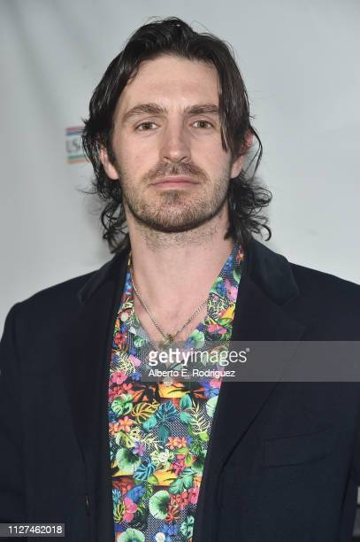 Eoin Macken attends Oscar Wilde Awards 2019 at on February 21 2018 in Los Angeles California