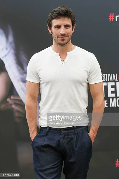 Eoin Macken attends photocall for 'The Night Shift' at the Grimaldi Forum on June 17 2015 in MonteCarlo Monaco