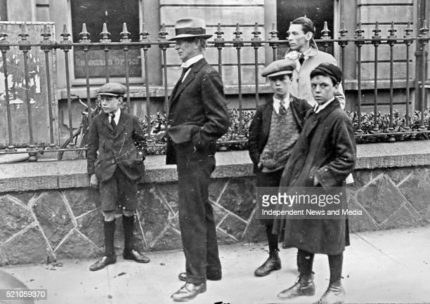 Eoin McNeill Circa 1919