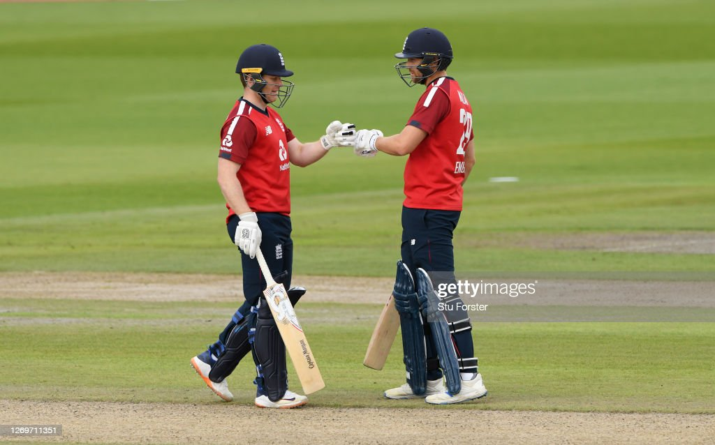 England v Pakistan - 2nd Vitality International Twenty20 : News Photo