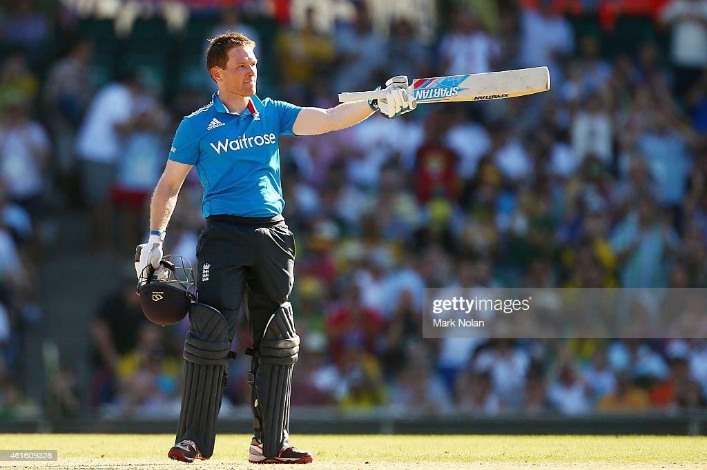 Australia v England: Carlton Mid ODI Tri Series - Game 1