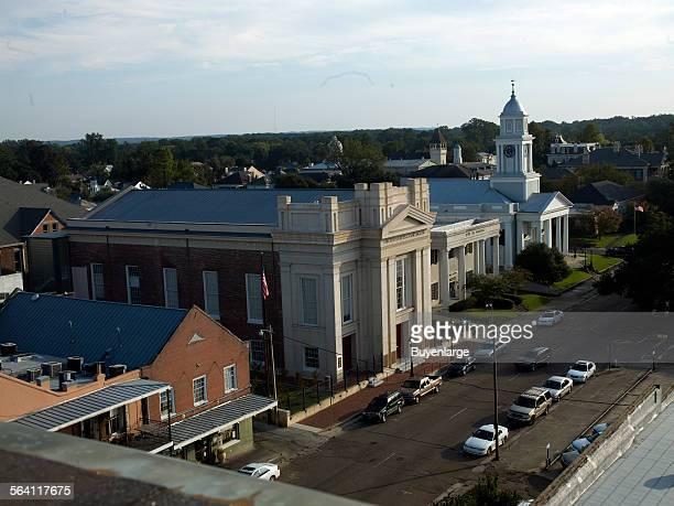 Eola view US Courthouse Natchez Mississippi