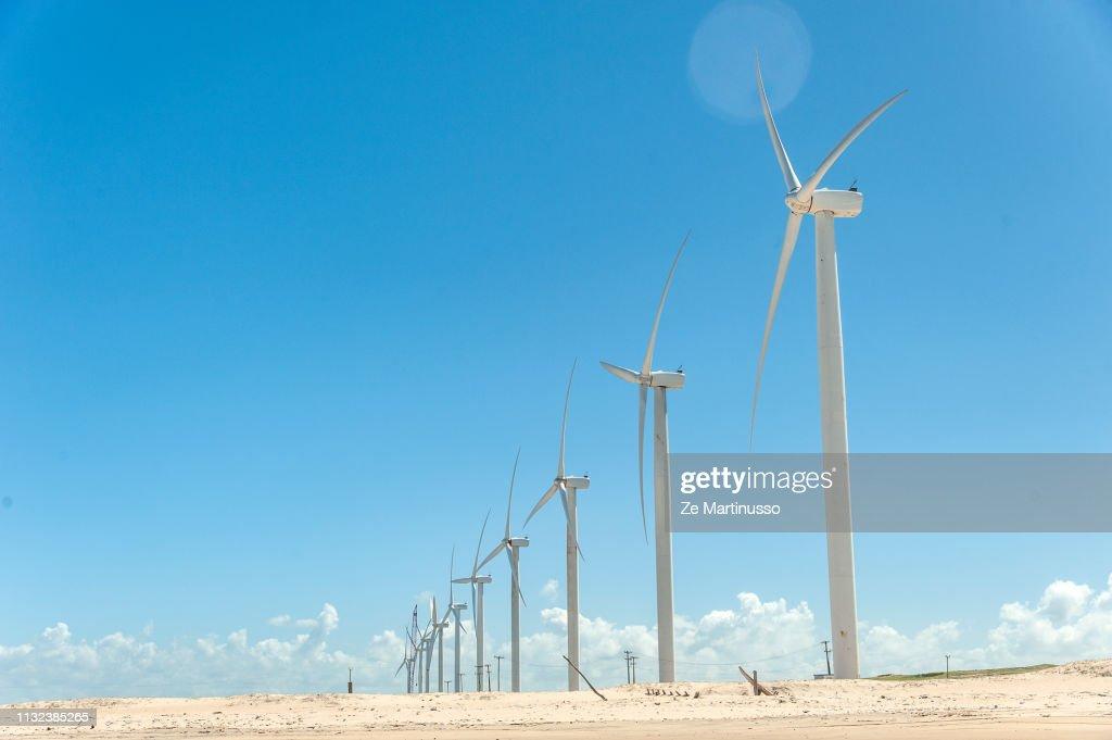 Eolica Energy : ストックフォト
