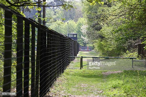 eople attend the 71st anniversary of the liberation of the Nazi German concentration camp KL Stutthof in Sztutowo The day commemorates the Soviet...