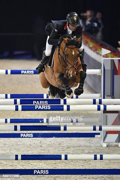 Epaillard Julien Cristallo A LM durin the Longines Grand Prix CSI5* Paris 2015