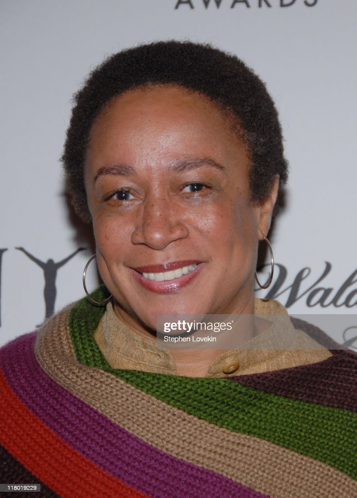 S. Epatha Merkerson during 60th Annual Tony Awards - Cocktail Celebration at The Waldorf Astoria in New York City, New York, United States.