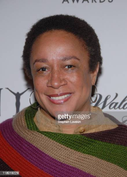 S Epatha Merkerson during 60th Annual Tony Awards Cocktail Celebration at The Waldorf Astoria in New York City New York United States