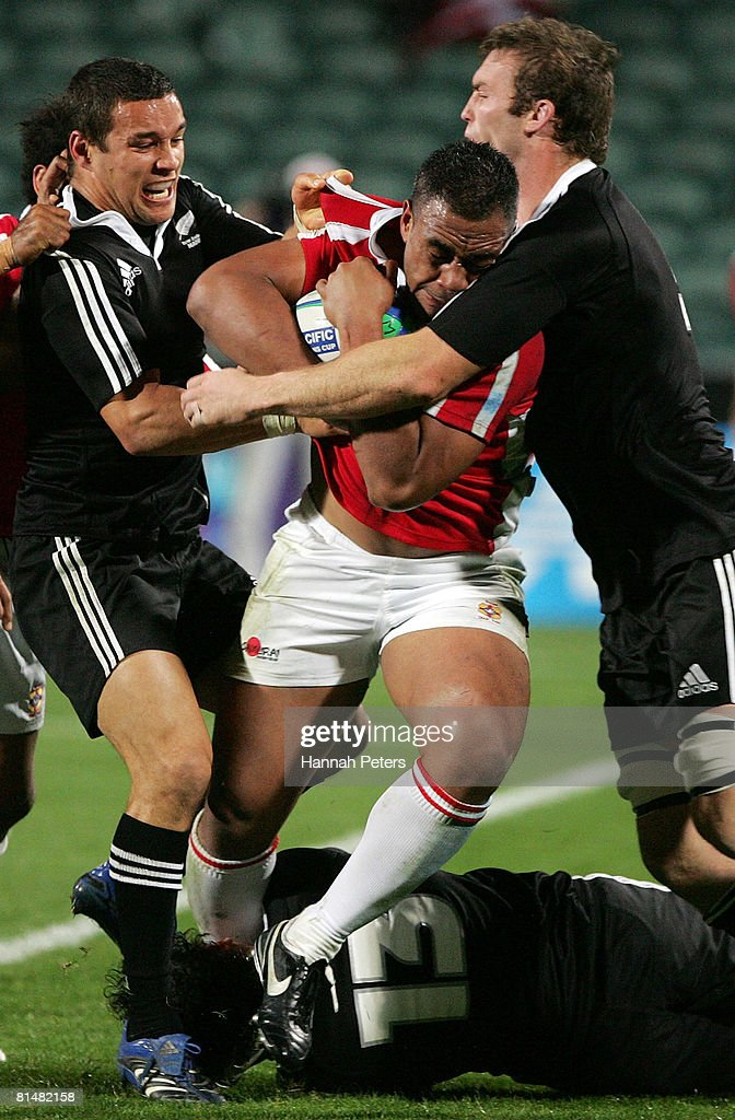 New Zealand Maori v Tonga - Pacific Nations Cup