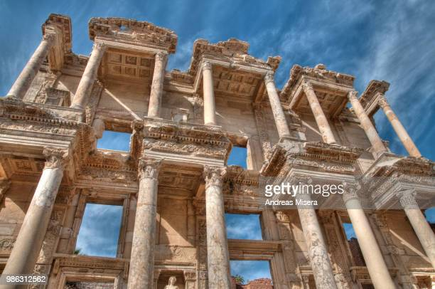 ephesos - izmir stock pictures, royalty-free photos & images