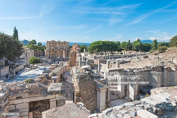 Ephesus, Library of Celsus, Turkey.