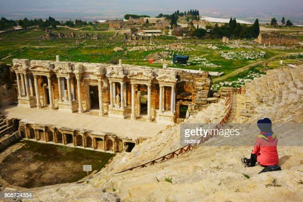 Ephesus theatre, Turkey