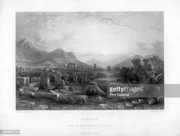 Ephesus Turkey 19th century Ephesus was an Ionian city in ancient Anatolia which hosted one of the seven churches of Asia addressed in the Book of...