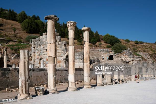 Ephesus was an ancient Greek city, and later a major Roman city