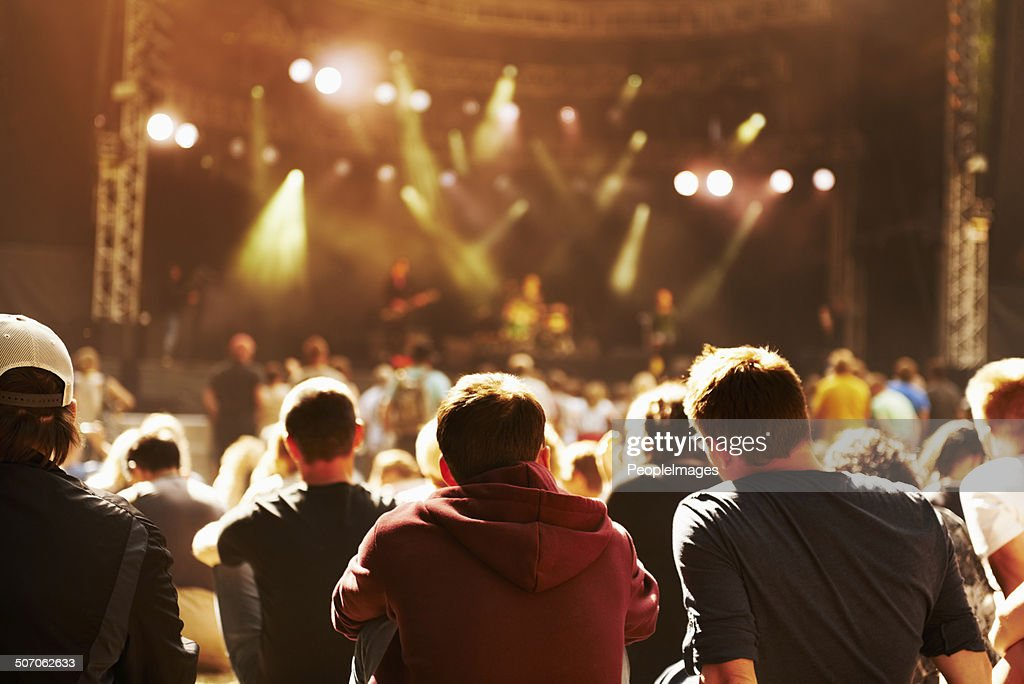 Epic show! : Stock Photo