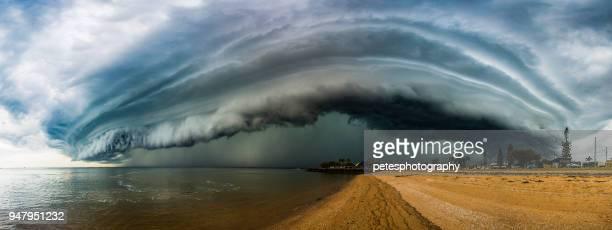 Epic super Zelle storm cloud