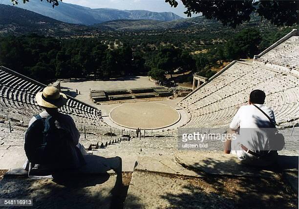 Amphitheater Mai 1997
