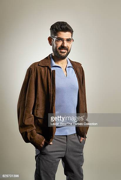 Epidemiologist for the World Health Organization Cesar Velasco Munoz is photographed for Forbes Magazine on January 8 2016 in London England...