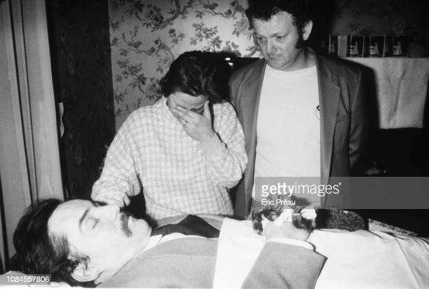 Epinal JeanMarie Villemin le père du petit Gregory assasiné en 1984 a tué Bernard Laroche qu'il suspectait d'avoir commis le crime contre son fils...