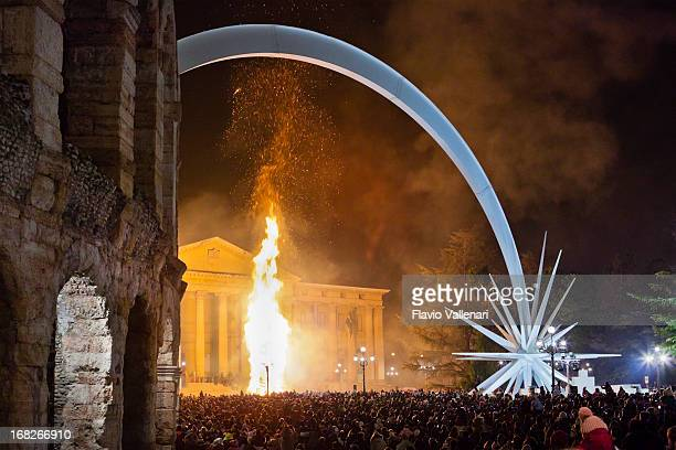epiphany in verona - epiphany stock photos and pictures