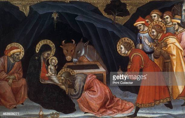 'Epiphany' late 14th/early 15th century