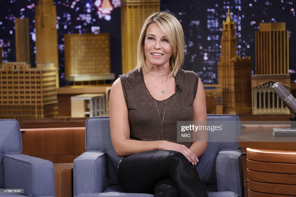 "NBC's ""The Tonight Show Starring Jimmy Fallon"" with Guests Chelsea Handler, Lea Michele"