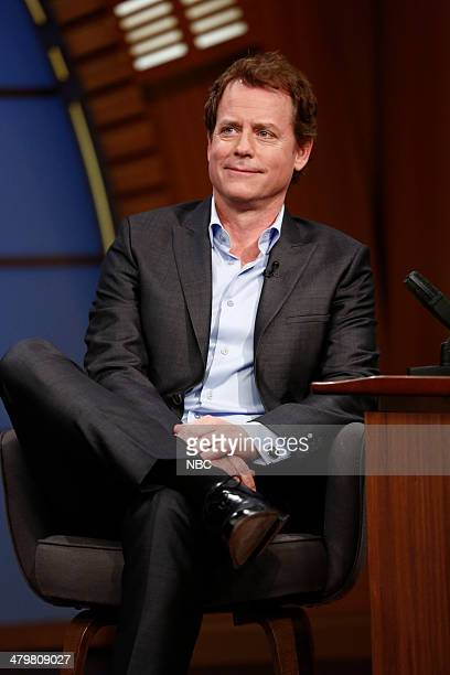 Episode 0019 -- Pictured: Actor Greg Kinnear on March 20, 2014 --