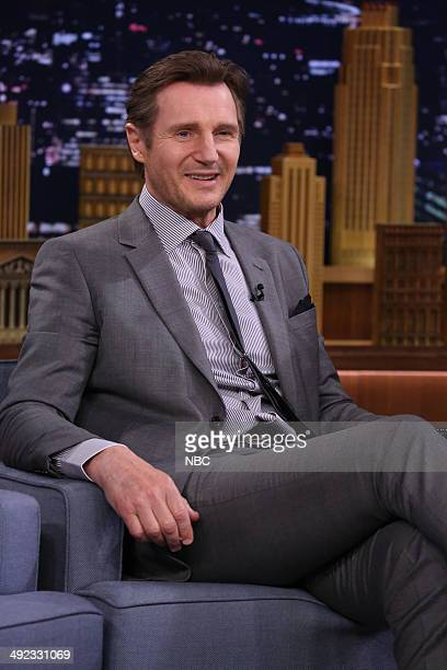 Actor Liam Neeson on May 19 2014