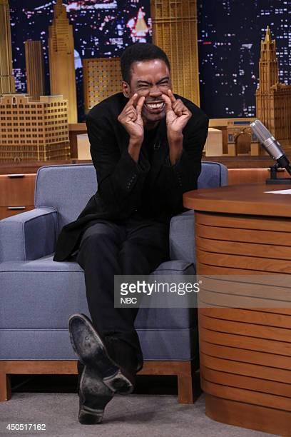 Comedian Chris Rock on June 12 2014
