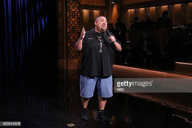 Comedian Gabriel Iglesias performs on July 11 2014
