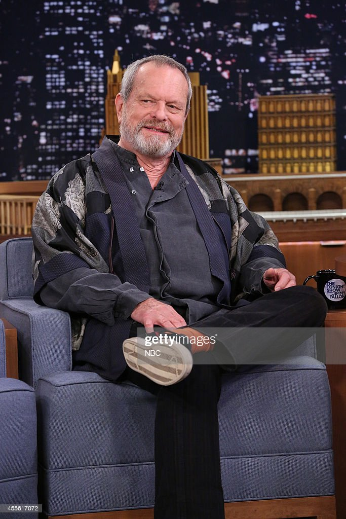 Director Terry Gilliam on September 17, 2014 --