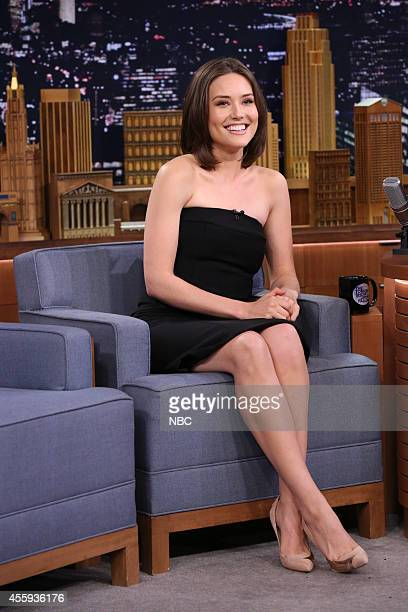 Actress Megan Boone on September 22 2014