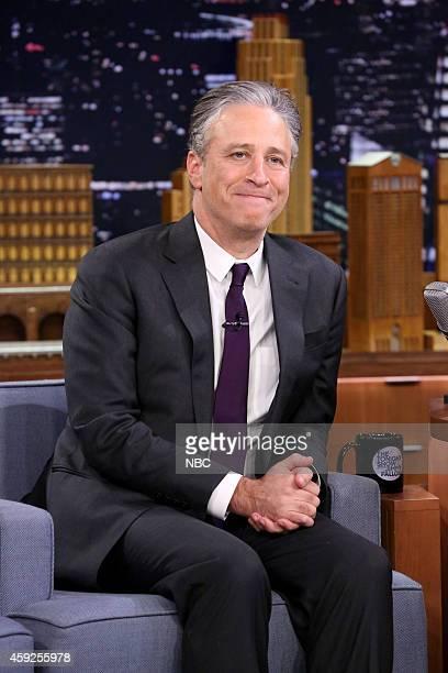 Jon Stewart on November 19 2014