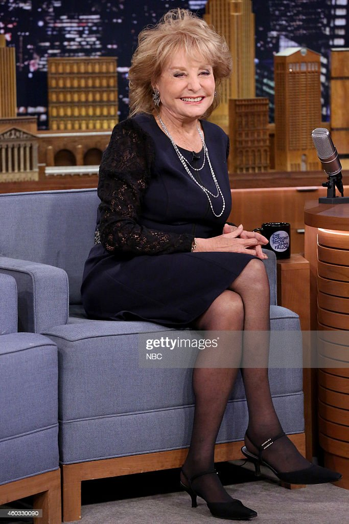 "NBC's ""Tonight Show Starring Jimmy Fallon"" with guests Dwayne Johnson, Barbara Walters, Rick Ross"
