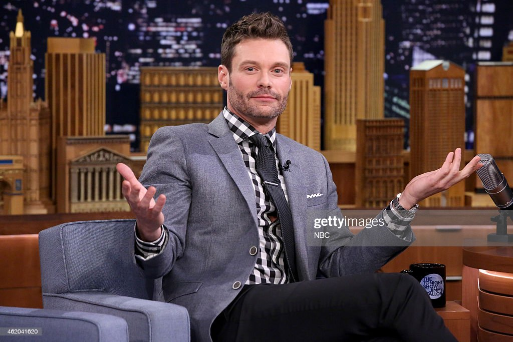 "NBC's ""Tonight Show Starring Jimmy Fallon"" with guests Ryan Seacrest, Taraji P Henson, Maddie & Tae"