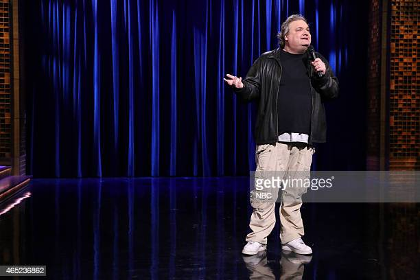 Comedian Artie Lange performs on March 4 2015