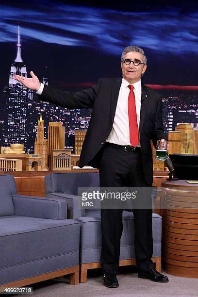 Actor Eugene Levy on March 17 2015