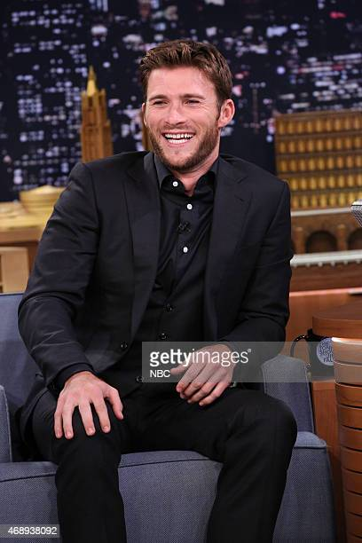 Actor Scott Eastwood on April 8 2015