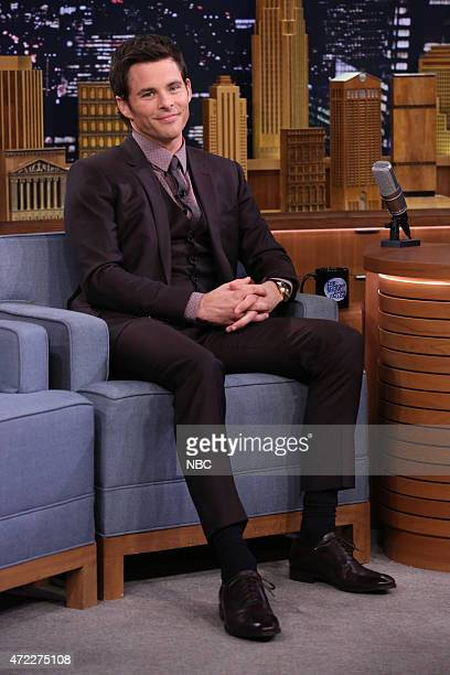 Actor James Marsden on May 5 2015