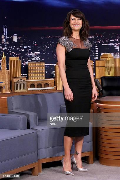 Actress Carla Gugino on May 19 2015