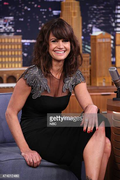 Actress Carla Gugino on May 19 2015