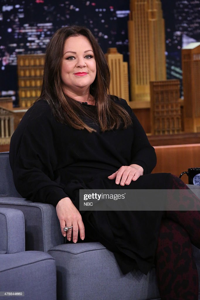 Actress Melissa McCarthy on June 1, 2015 --
