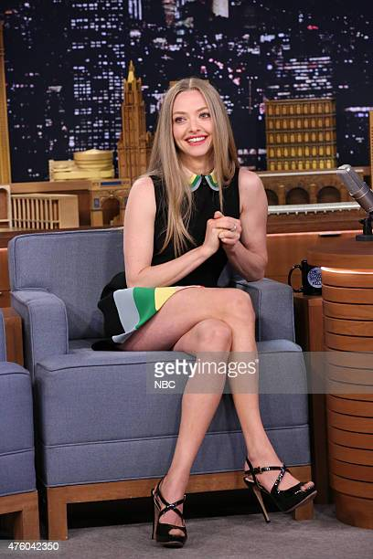 Actress Amanda Seyfried on June 5 2015