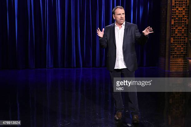Comedian Colin Quinn performs on June 12 2015