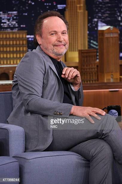 Actor Billy Crystal on June 16 2015
