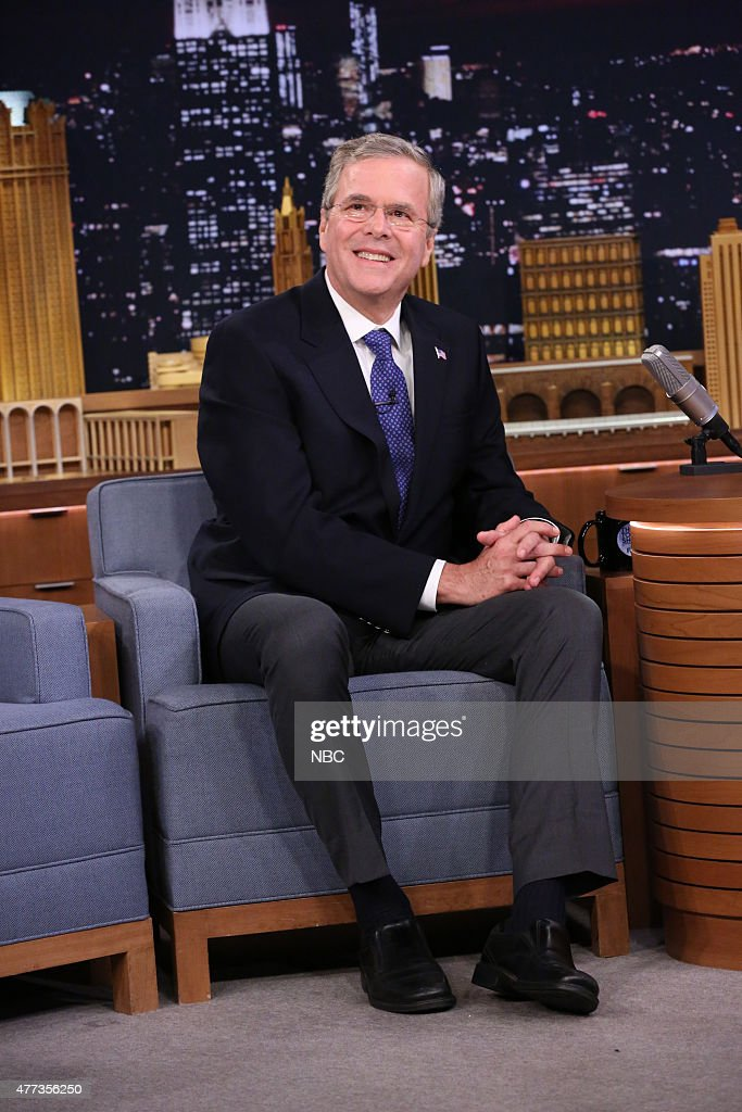 "NBC's ""Tonight Show Starring Jimmy Fallon"" with guests Billy Crystal, Jeb Bush, Courtney Barnett"