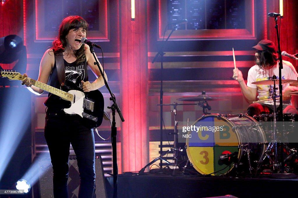 "NBC's ""Tonight Show Starring Jimmy Fallon"" with guests Billy Crystal, Jeb Bush, Courtney Barnett"