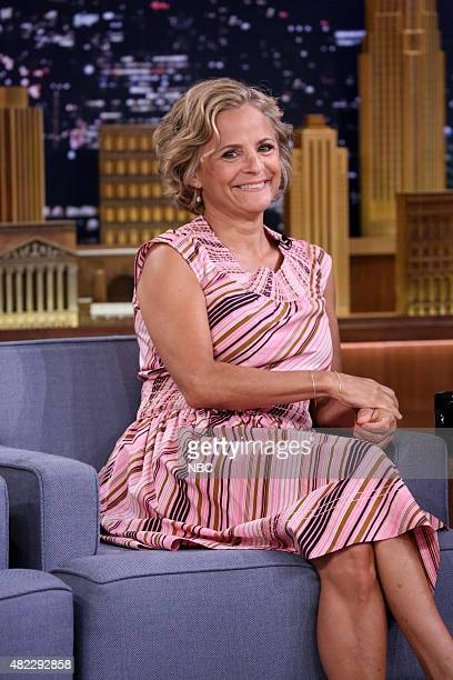 Actress Amy Sedaris on July 29 2015